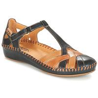 Obuća Žene  Balerinke i Mary Jane cipele Pikolinos P. VALLARTA 655 Camel