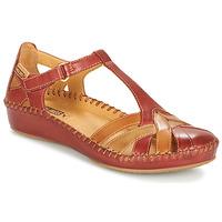 Obuća Žene  Balerinke i Mary Jane cipele Pikolinos P. VALLARTA 655 Smeđa