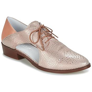 Obuća Žene  Derby cipele Regard RELAFU Ružičasta