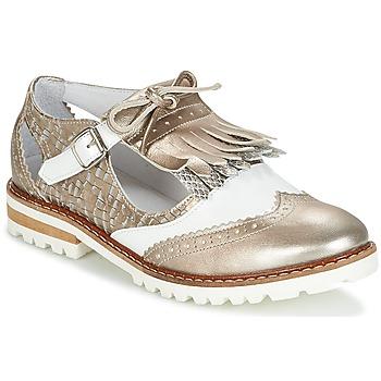 Obuća Žene  Derby cipele Regard RETAZO Bronzová