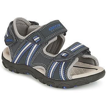 Obuća Dječak  Sportske sandale Geox J S.STRADA A Blue