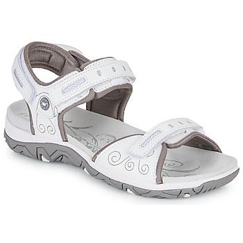 Obuća Žene  Sportske sandale Allrounder by Mephisto LAGOONA Bijela