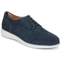 Obuća Muškarci  Derby cipele Geox WINFRED A Blue