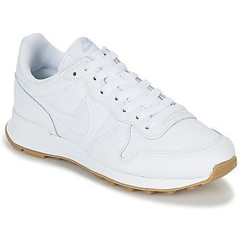 Obuća Žene  Niske tenisice Nike INTERNATIONALIST W Bijela