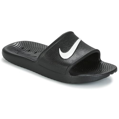 Obuća Žene  Sportske natikače Nike KAWA SHOWER SANDAL W Crna / Bijela
