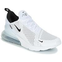 Obuća Muškarci  Niske tenisice Nike AIR MAX 270 Bijela / Crna
