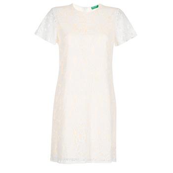 Odjeća Žene  Kratke haljine Benetton PRISTOUC Blue