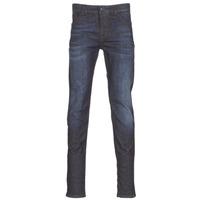 Odjeća Muškarci  Slim traperice Sisley FLAGADU Blue / Zagasita