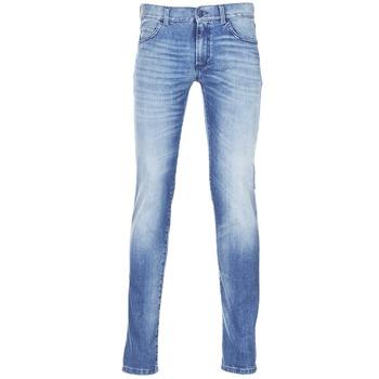 Odjeća Muškarci  Slim traperice Sisley BURLUDU Blue