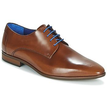 Obuća Muškarci  Derby cipele Azzaro VALMI Boja konjaka