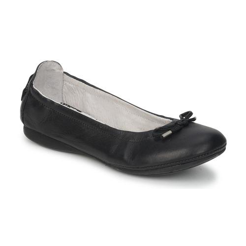 Obuća Žene  Balerinke i Mary Jane cipele PLDM by Palladium MOMBASA CASH Crna