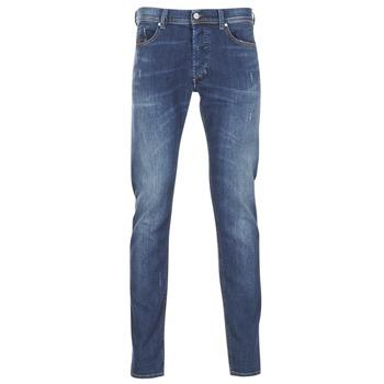Odjeća Muškarci  Slim traperice Diesel TEPPHAR Blue