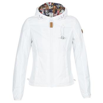Odjeća Žene  Vjetrovke 80DB Original KALIX Bijela