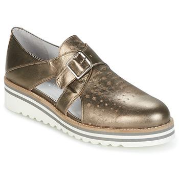 Obuća Žene  Derby cipele Philippe Morvan DISCO Bronzová
