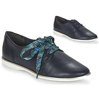 Obuća Žene  Derby cipele Tamaris LACAPI Blue