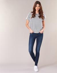 Odjeća Žene  Skinny traperice G-Star Raw MIDGE ZIP MID SKINNY Neutral