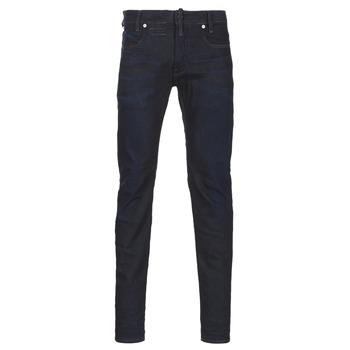 Odjeća Muškarci  Slim traperice G-Star Raw D STAQ 5 PKT SLIM Blue