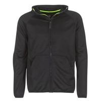 Odjeća Muškarci  Sportske majice G-Star Raw STRETT SLIM HOODED ZIP THRU SW L/S Black