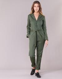 Odjeća Žene  Kombinezoni i tregerice G-Star Raw DELINE JUMPSUIT WMN L/S Kaki