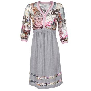 Odjeća Žene  Kratke haljine Cream ZAIROCE Siva