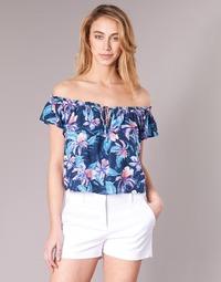 Odjeća Žene  Topovi i bluze Rip Curl TROPIC TRIBE TOP Blue