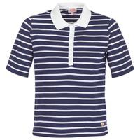 Odjeća Žene  Polo majice kratkih rukava Armor Lux POLAED Bijela