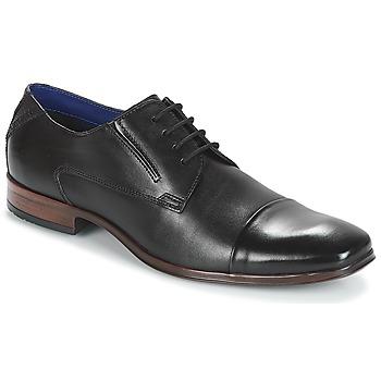 Obuća Muškarci  Derby cipele Bugatti  Crna
