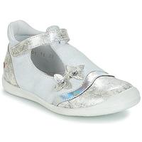 Obuća Djevojčica Balerinke i Mary Jane cipele GBB SERENA Bijela