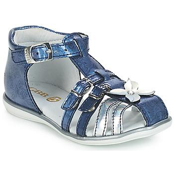 Obuća Djevojčica Sandale i polusandale GBB SHANICE Blue
