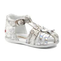 Obuća Djevojčica Sandale i polusandale GBB SHANICE Vtv / Pearl-print / Dpf / Clear
