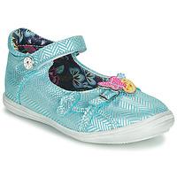 Obuća Djevojčica Balerinke i Mary Jane cipele Catimini SITELLE Blue