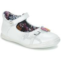 Obuća Djevojčica Balerinke i Mary Jane cipele Catimini SITELLE Bijela