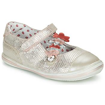 Obuća Djevojčica Balerinke i Mary Jane cipele Catimini STROPHAIRE Ružičasta