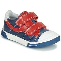 Obuća Dječak  Niske tenisice Catimini SORBIER Blue / Red