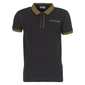 Odjeća Muškarci  Polo majice kratkih rukava Yurban IMARTINGO Crna