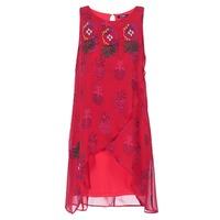 Odjeća Žene  Kratke haljine Desigual DORIJE Red