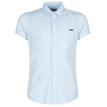 Odjeća Muškarci  Košulje kratkih rukava Kaporal LOGIK Blue