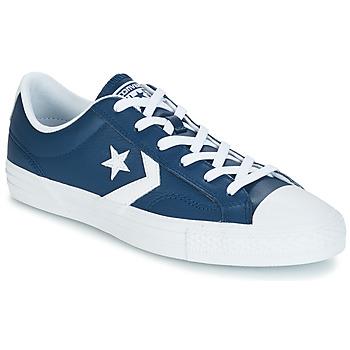 Obuća Muškarci  Niske tenisice Converse STAR PLAYER OX LEATHER ESSENTIALS Blue