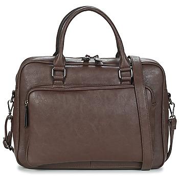 Torbe Muškarci  Poslovne torbe i aktovke Casual Attitude ADIANA Brown
