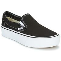 Obuća Žene  Slip-on cipele Vans SLIP-ON PLATFORM Crna
