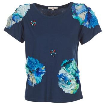 Odjeća Žene  Majice kratkih rukava Derhy BANGKOK Blue