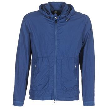 Odjeća Muškarci  Vjetrovke Serge Blanco MONTREAL Blue