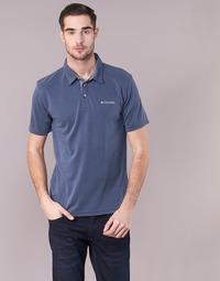 Odjeća Muškarci  Polo majice kratkih rukava Columbia NELSON POINT POLO Blue