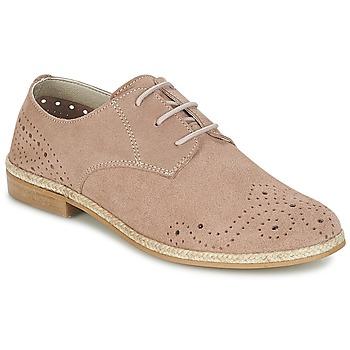 Obuća Žene  Derby cipele Betty London IKATA Ružičasta