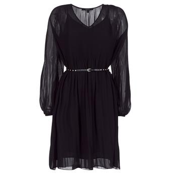 Odjeća Žene  Kratke haljine Pepe jeans WINONA Crna