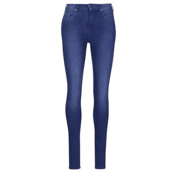 Odjeća Žene  Skinny traperice Pepe jeans REGENT Blue / Ce2 / Cristaux / Swarorsky