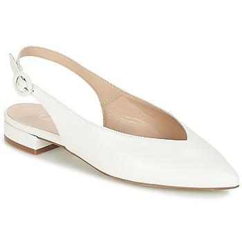 Obuća Žene  Balerinke i Mary Jane cipele Fericelli IKIRUA Bijela