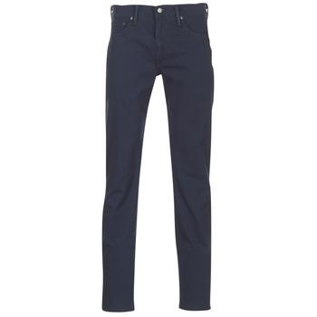 Odjeća Muškarci  Hlače s pet džepova Levi's 511™ SLIM FIT Nightwatch / Plava / Bi-str