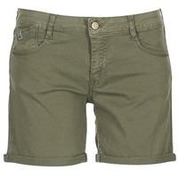 Odjeća Žene  Bermude i kratke hlače Le Temps des Cerises RAIPORT Kaki