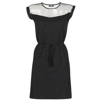 Odjeća Žene  Kratke haljine Le Temps des Cerises JURIETO Crna